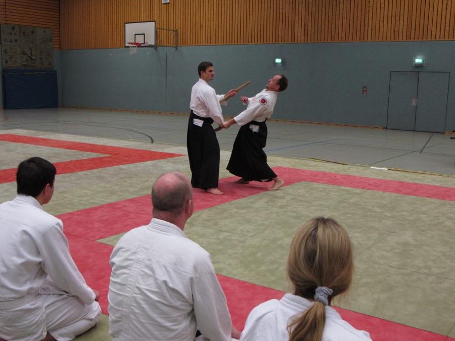 Landeslehrgang Bad Oeynhausen - Aikido NRW