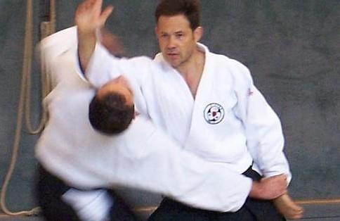 7. Dan Aikido für Hubert Luhmann